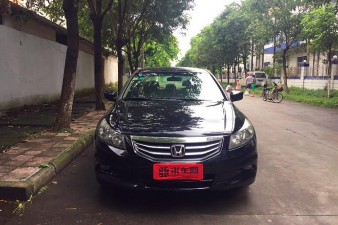 二手车本田雅阁 2011款 2.4L EX Navi