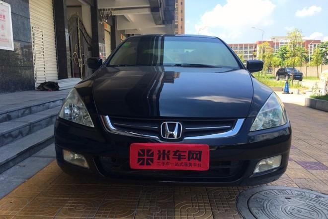 二手车本田雅阁 2005款 2.4L 标准版