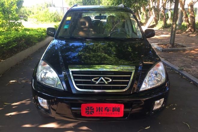二手车奇瑞瑞虎 2011款 精英版 1.6L 手动舒适型DVVT