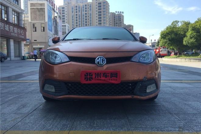 二手车MG6 2012款 掀背 1.8L 手动驾值版