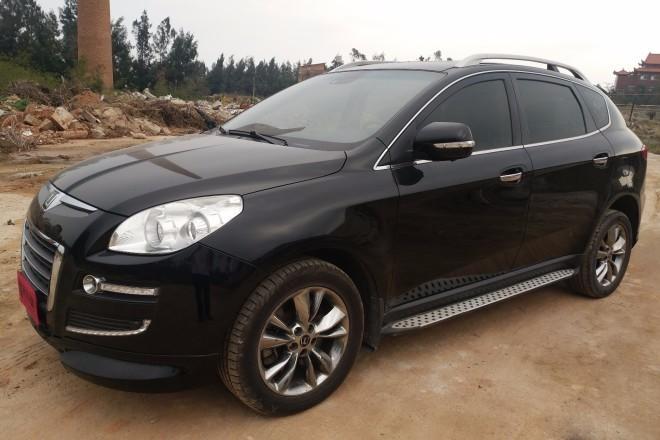 二手车纳智捷大7 SUV 2013款 锋芒限量版 2.2T 两驱智慧型