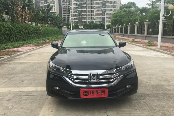 二手车本田雅阁 2015款 2.0L LX 舒适版