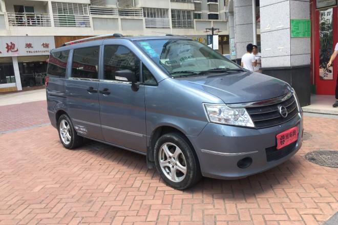 二手车东风帅客 2014款 1.6L 手动舒适型7座 国IV