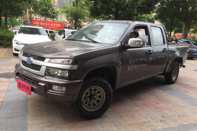 二手车江淮瑞铃 2012款 2.2L标准型标双排491QE