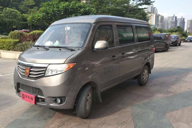 二手车长安商用金牛星 2011款 1.3L舒适型