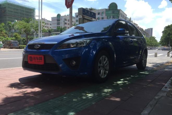 二手车福特福克斯 2012款 三厢经典 1.8L 自动时尚型