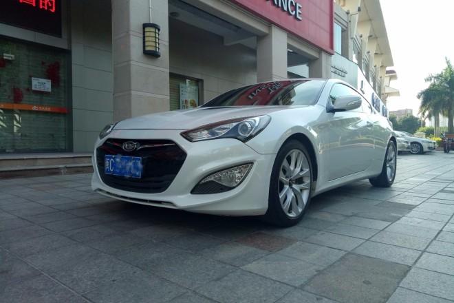 二手车现代劳恩斯-酷派 2012款 2.0T 自动豪华版