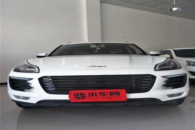 二手车众泰T600 2016款  运动版  2.0T  手动旗舰型