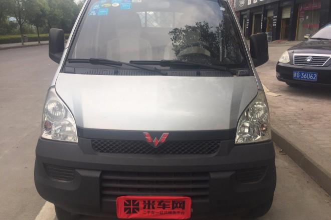 二手车五菱汽车PN货车 2013款 1.0双排   加长型