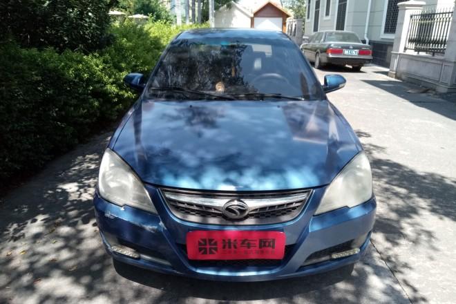 二手车东南V3菱悦 2010款 改款 1.5L CVT旗舰版