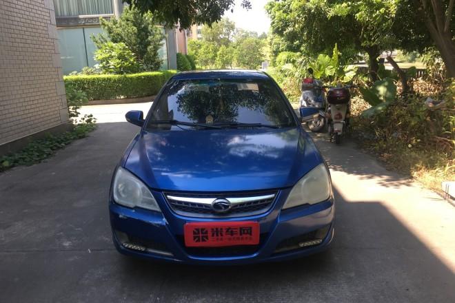 二手车东南V3菱悦 2010款 改款 1.5L 手动豪华版