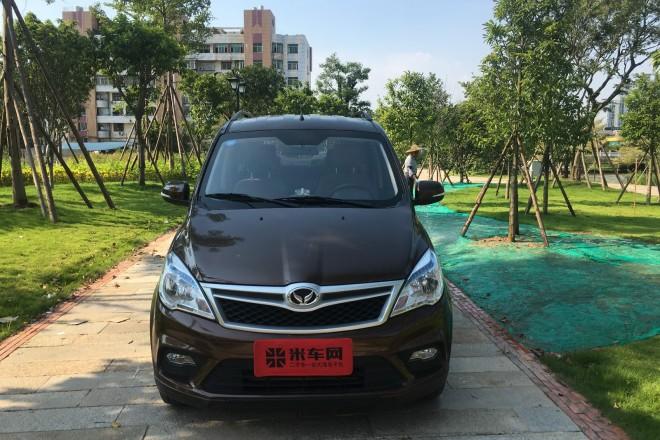 二手车北汽幻速幻速H2 2015款 1.5L 手动豪华型
