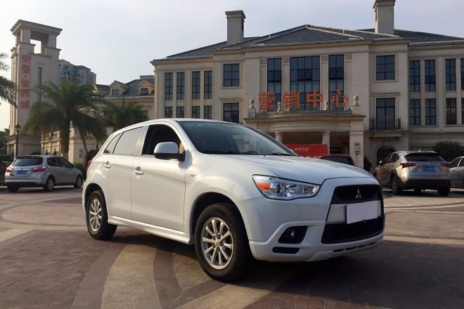 二手车三菱ASX劲炫(进口) 2012款 2.0两驱炫悦导航版