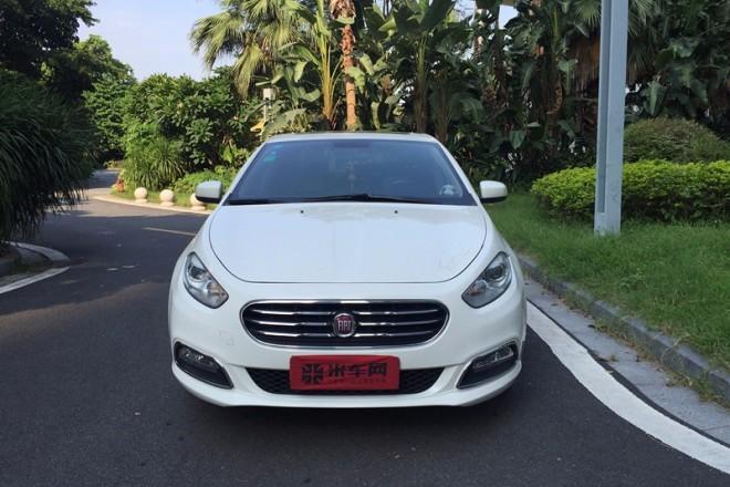 二手车菲亚特菲翔 2012款 1.4T 自动劲享版
