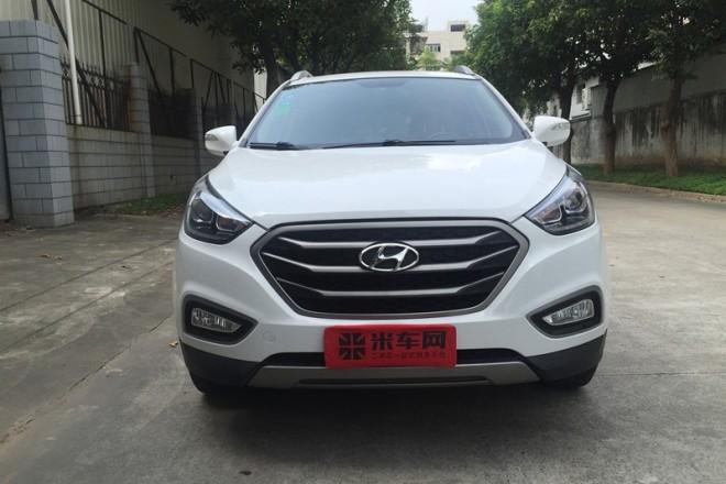 二手车北京现代ix35 2013款 2.0L 自动两驱智能型GLS 国IV