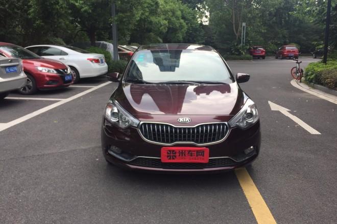 二手车起亚K3 2013款 1.6L 自动GLS