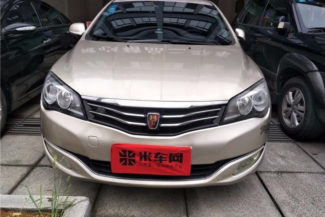 二手车荣威350 2011款 350S 1.5L 手动迅驰版
