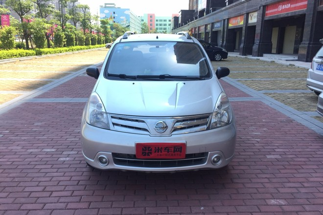 二手车日产骊威 2010款 劲锐版 1.6L 手动标准型