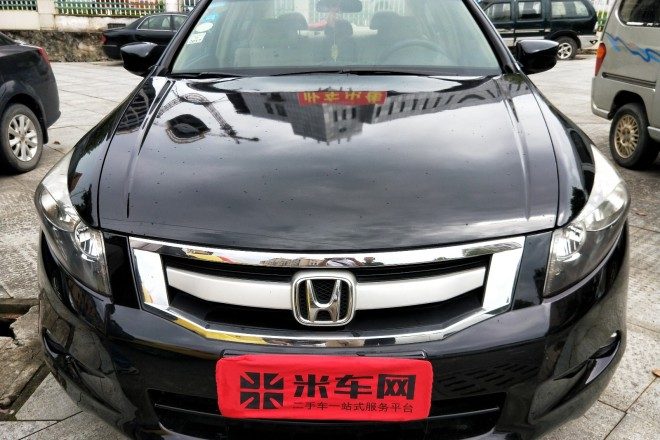 二手车本田雅阁 2010款 2.4L LX