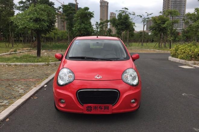 二手车吉利汽车熊猫 2011款 1.3L 手动舒适型