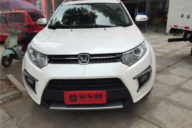 二手车江铃驭胜 2016款1.5L GTDi自动两驱时尚型
