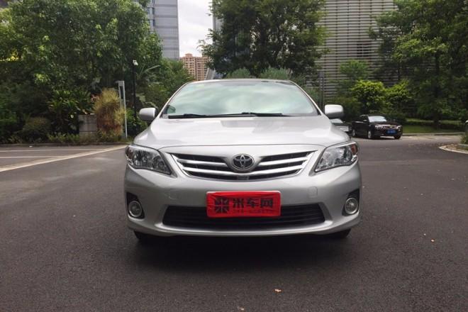 二手车丰田卡罗拉 2013款 特装版 1.6L 自动炫酷型GL