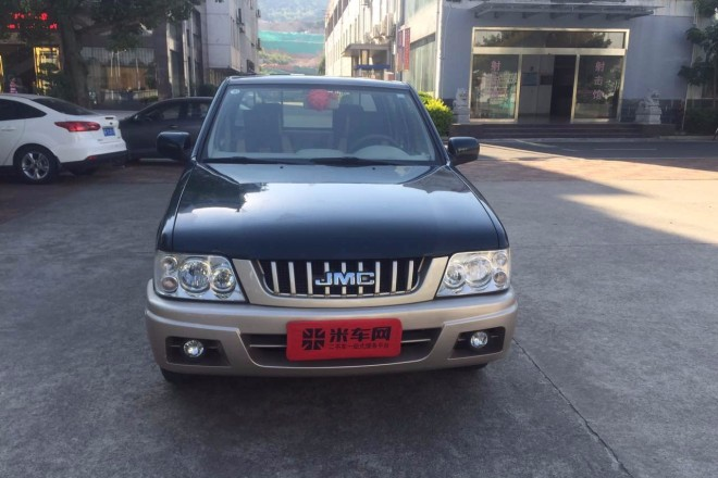 二手车江铃宝典 2009款 2.8T两驱柴油GL