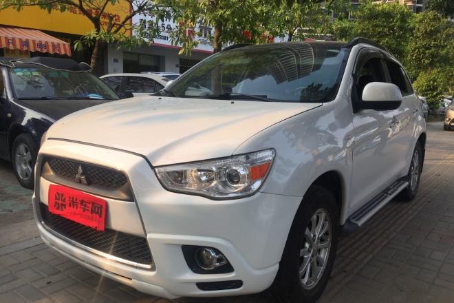 二手车三菱ASX劲炫(进口) 2011款 2.0两驱炫逸版