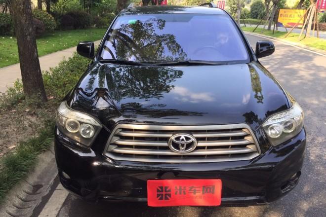 二手车丰田汉兰达 2011款 2.7L 两驱5座精英版