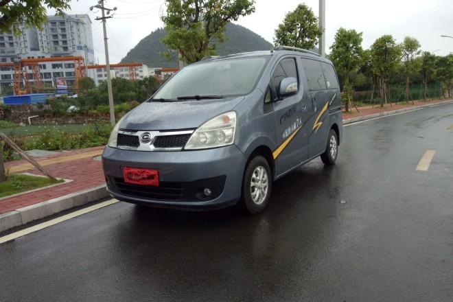 二手车广汽吉奥星朗 2013款 1.5L 七座豪华型
