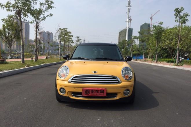 二手车MINI CLUBMAN 2011款 1.6L ONE