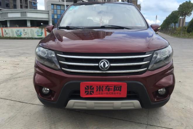 二手车东风风行景逸X5 2013款 1.6L 尊享型 国V