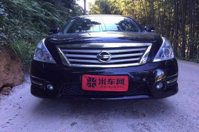 二手车日产天籁 2012款 2.5L XV VIP云安全版