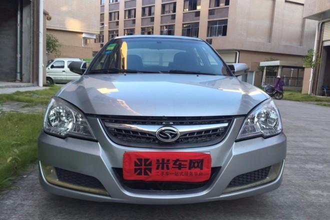 二手车东南V3菱悦 2009款 1.5L 手动风采版