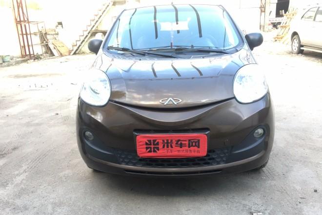 二手车奇瑞QQ3 2012款 运动版 1.0L 手动爱尚型