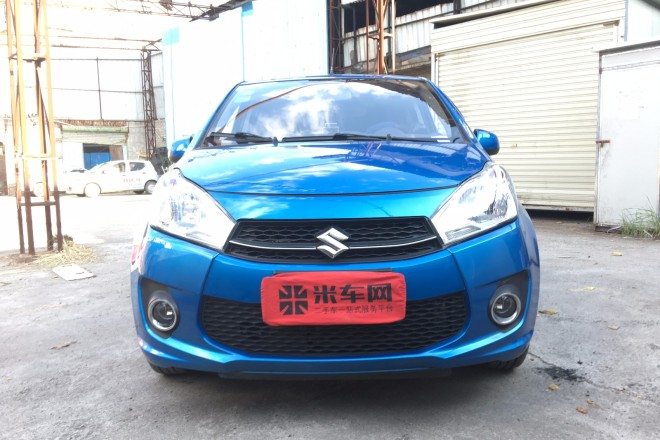二手车铃木奥拓 2013款 1.0L 自动豪华型