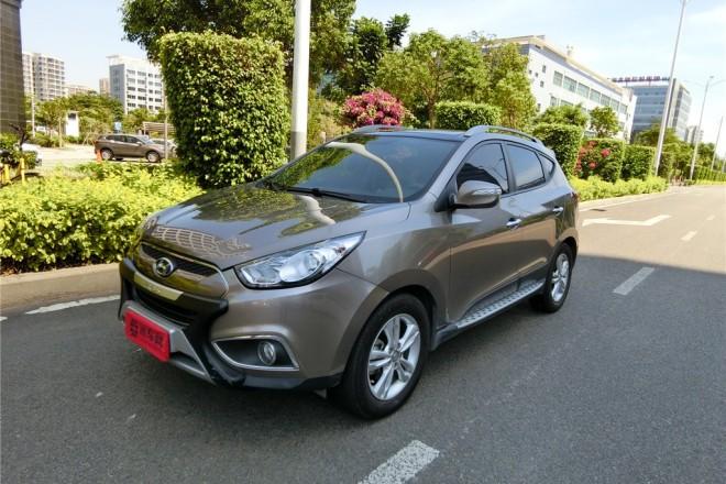 二手车北京现代ix35 2012款 2.4L 自动两驱尊贵版GLS