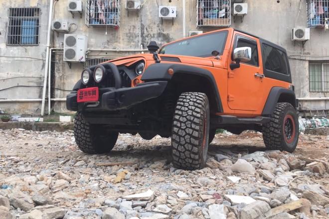二手车Jeep牧马人 2013款 3.6L 两门版 Rubicon