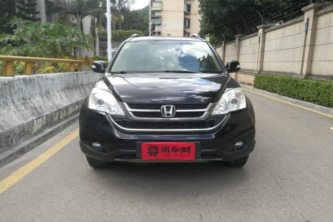 二手车本田CR-V 2010款 2.4L 自动四驱尊贵版