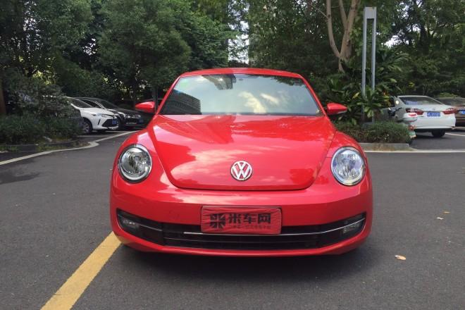 二手车大众甲壳虫 2014款 1.2TSI 舒适型