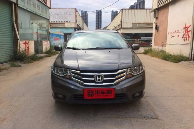 二手车本田锋范 2012款 1.5L 自动旗舰版