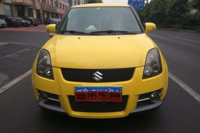 二手车铃木雨燕 2011款 1.5L 自动运动版