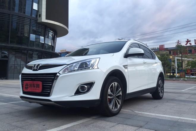 二手车纳智捷优6 SUV 2016款 1.8T 智尊型