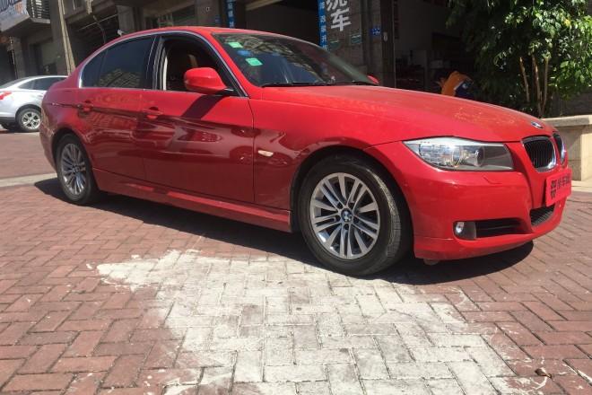 二手车宝马3系 2012款 320i 豪华型