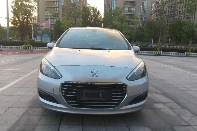 二手车标致308 2012款 1.6L 自动风尚型