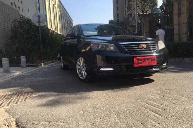 二手车吉利汽车经典帝豪 2013款 两厢 1.8L CVT尊贵型