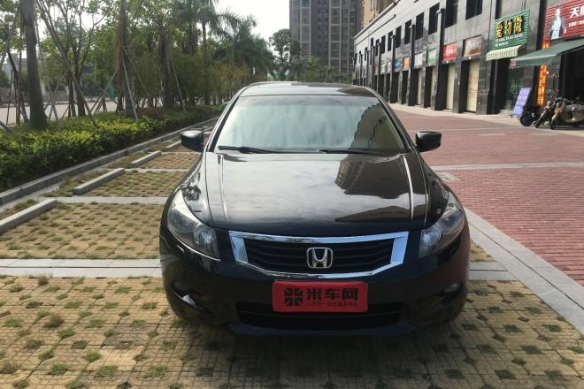 二手车本田雅阁 2010款 2.0L EX