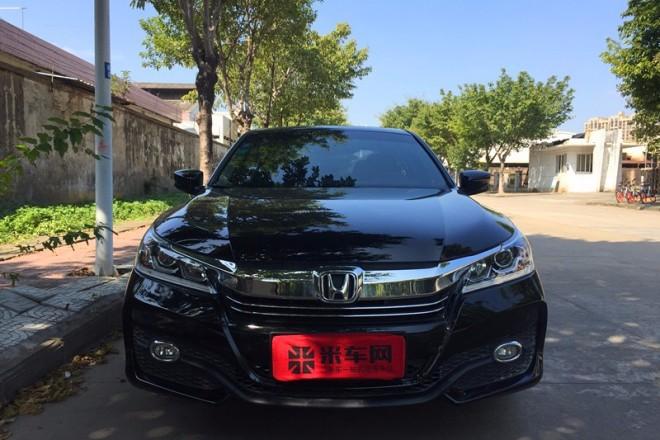 二手车本田雅阁 2015款 2.0L EXN 豪华导航版