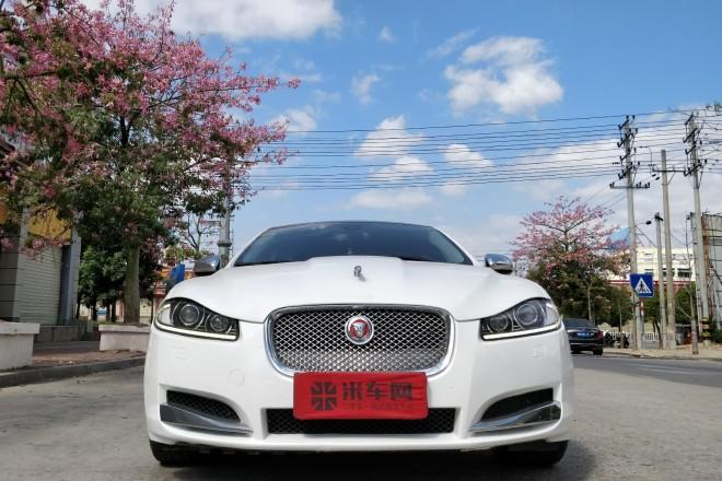 二手车捷豹XF 2013款 XF 2.0T 豪华版