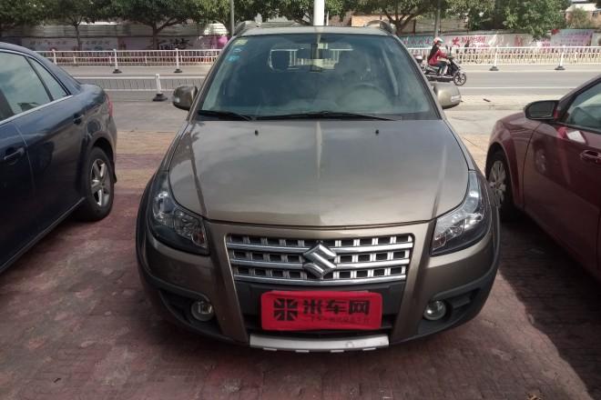 二手车铃木天语 SX4 2013款 酷锐 1.6L 手动运动型